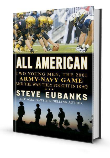 All American Book by Steve Eubanks on Amazon